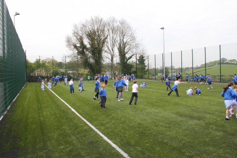 New 3g football field