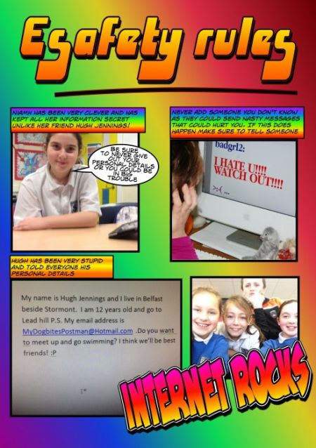 P7 Esafety advice